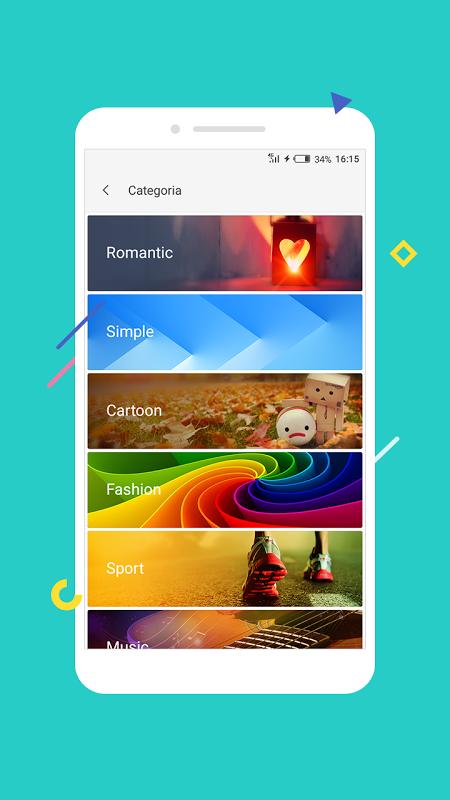 Lançador XOS (2019)-personalizado,fresco,elegante screenshot 2