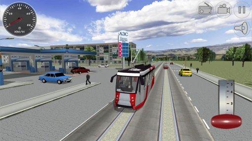 Tram Driver Simulator 2018 screenshot 1