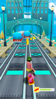 Subway Princess Surf - Endless Run screenshot 2
