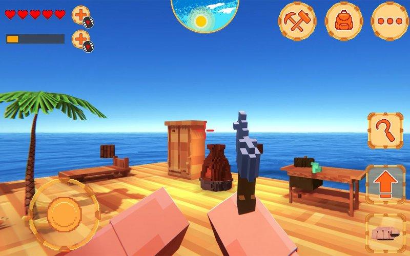 Ocean Raft 3d 2 0 Download Android Apk Aptoide