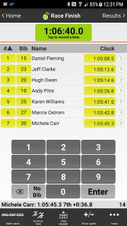 Race & Lap Timer screenshot 4