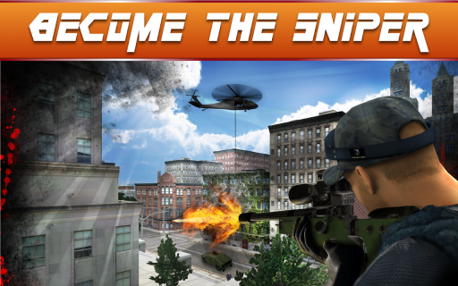 Sniper Ops 3D - Shooting Game screenshot 3