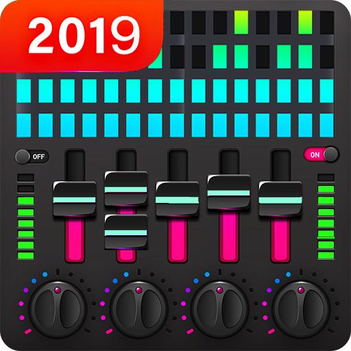Equalizer - Bass Booster & Volume Booster –EQ 2019