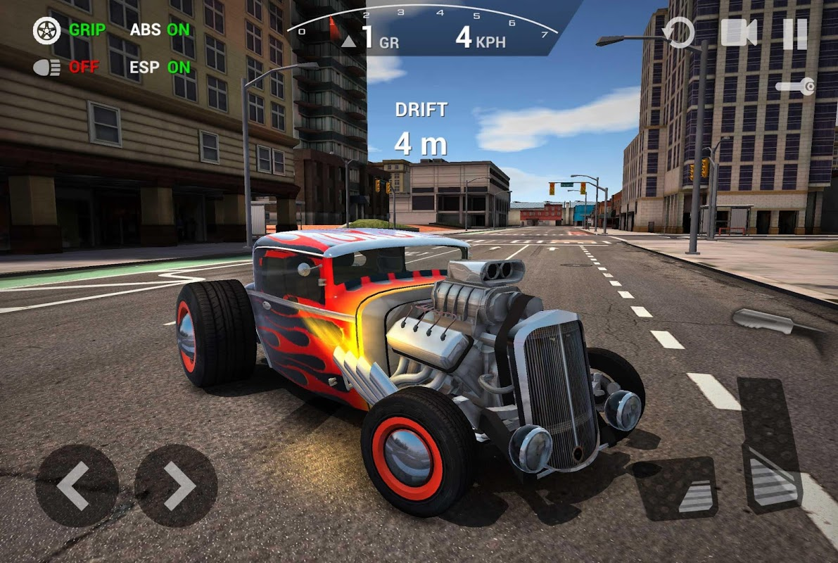 Ultimate Car Driving: Classics screenshot 2