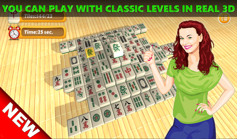 3D Mahjong Solitaire FREE 1 9 Download APK for Android - Aptoide