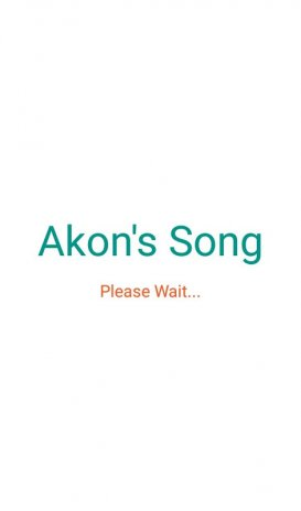 Hit Akon's Songs lyrics 1 0 Download APK for Android - Aptoide