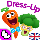 Funny Food! Baby Dress Up Games and Makeover Games