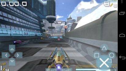 ppsspp gold emulador de psp captura de tela 1