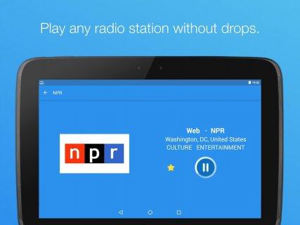 Simple Radio by Streema screenshot 9