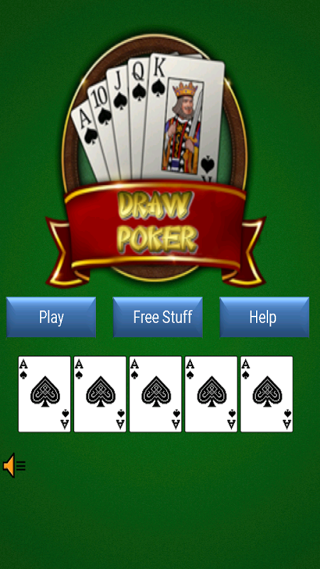 Play free five card draw poker games poker online download