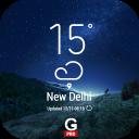 Weather Widget Galaxy S8 Pro