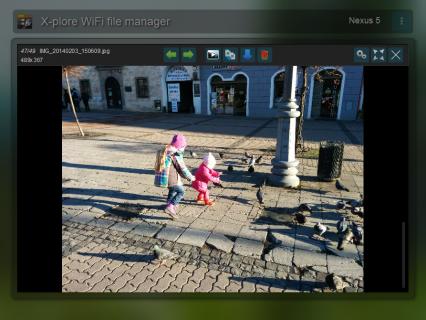 X-plore File Manager screenshot 4