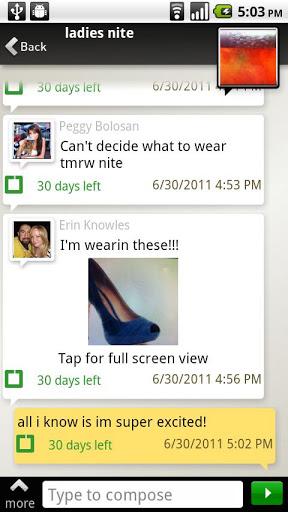 TigerText Free Private Texting screenshot 2
