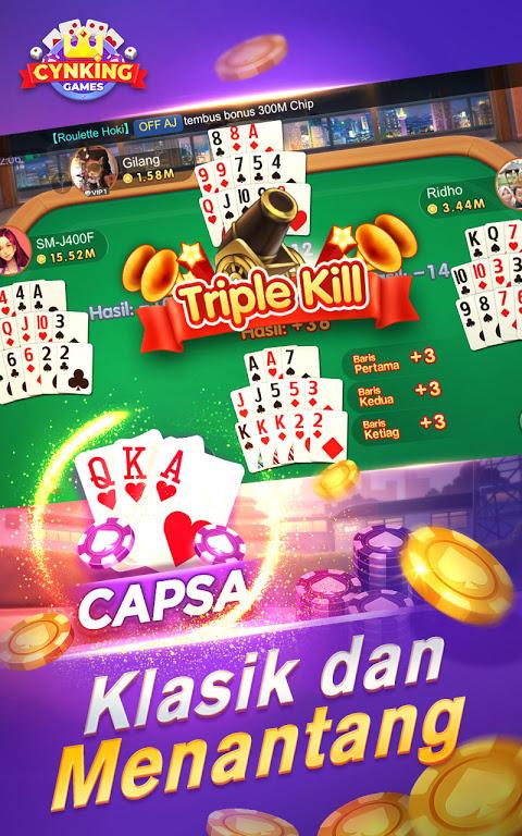 Gaple Domino Qiuqiu Poker Capsa Ceme Game Online 2 18 0 0 Download Android Apk Aptoide