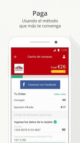 La Nevera Roja Comida Online 16 Download Apk For Android Aptoide
