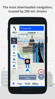 GPS Navigation & Maps Sygic screenshot 1