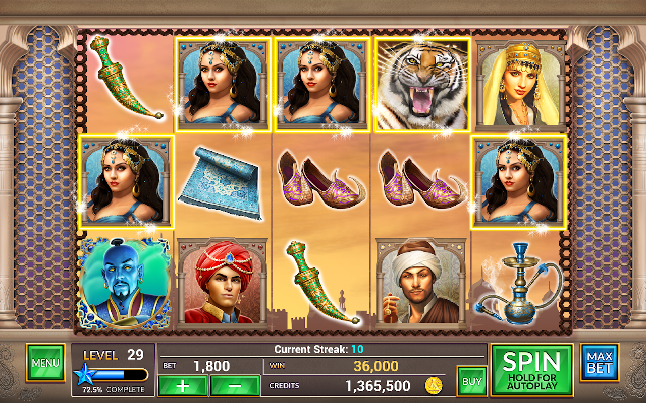 Lucky Prince Slots screenshot 1