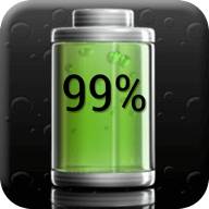 Battery Widget (Nivel Poder %)