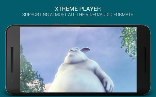 XtremePlayer HD Media Player screenshot 2