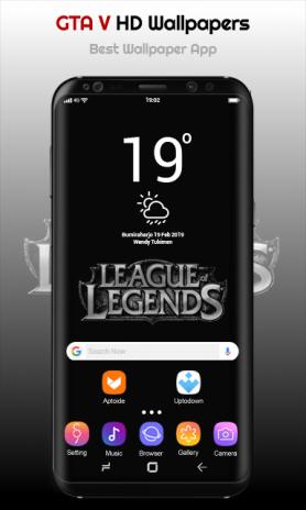 League Of Legends Wallpapers 4k 102 Descargar Apk Para