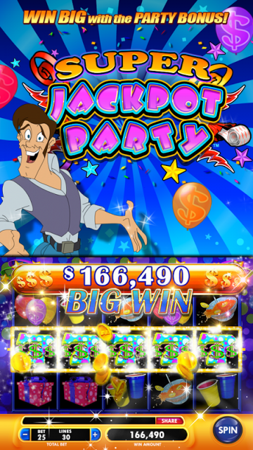 Jackpot Party Slots Free Download