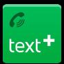 textplus free text calls icon