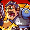 Metal Commando - 2D Platform Squad Metal Shooter