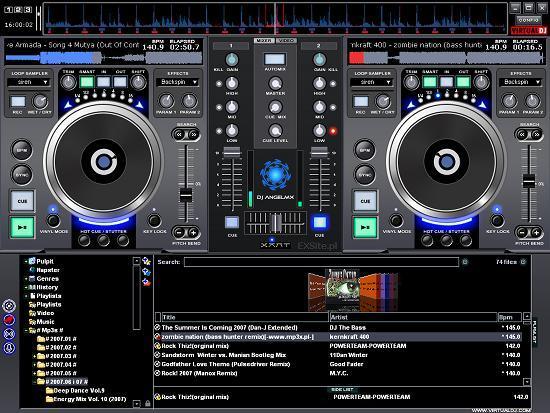 atomix virtual dj pro 6.0.1 gratuit