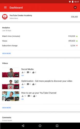 YouTubeStudio screenshot 10