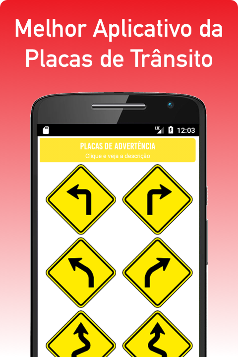 Placas de Trânsito com QUIZ screenshot 2