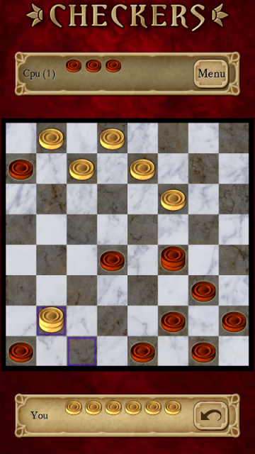 2 player checkers download