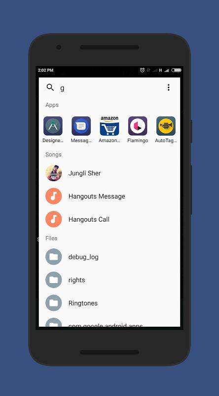 Fast Finder screenshot 1