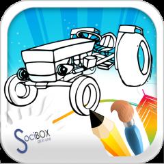 Traktör Boyama Kitabı 10190417 Android Aptoide Için Apk Indir