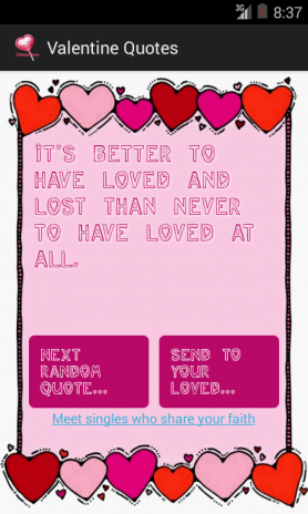Valentine Quotes For Your Love