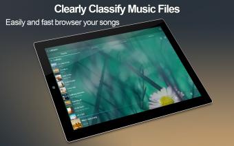 Music Player + Screenshot
