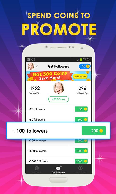 Download instagram followers application