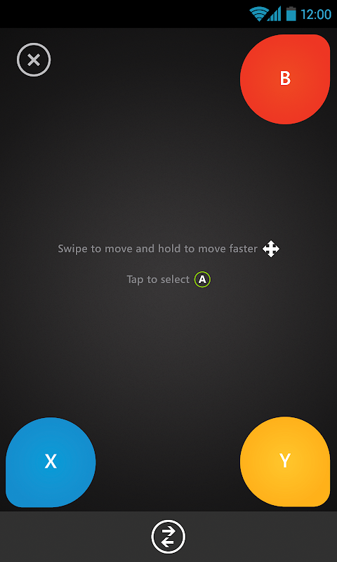 Xbox 360 SmartGlass screenshot 1