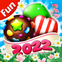Candy House Fever - 2022 match 3 game