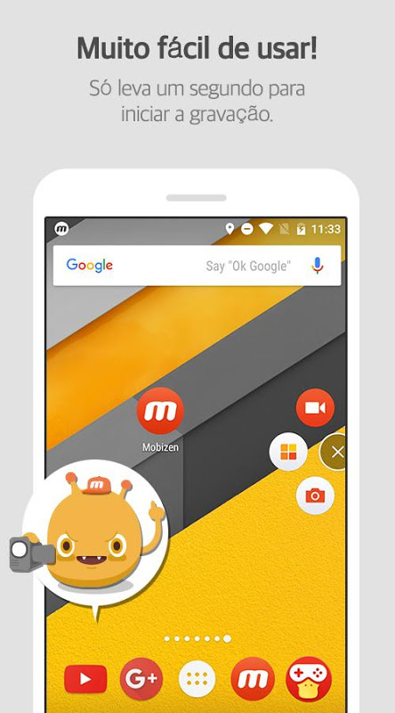 Mobizen Screen Recorder for SAMSUNG screenshot 2