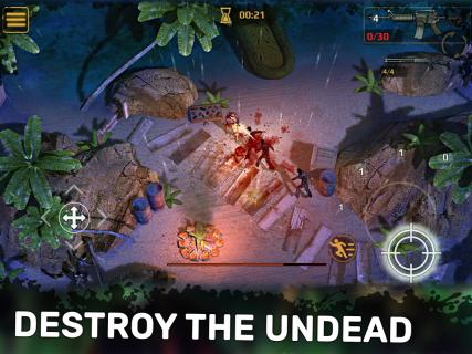 DEAD PLAGUE: Zombie Survival screenshot 5