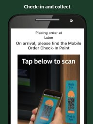 McDonald's UK - Click & Collect screenshot 4