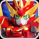 Superhero War: Robot Fight - City Action RPG