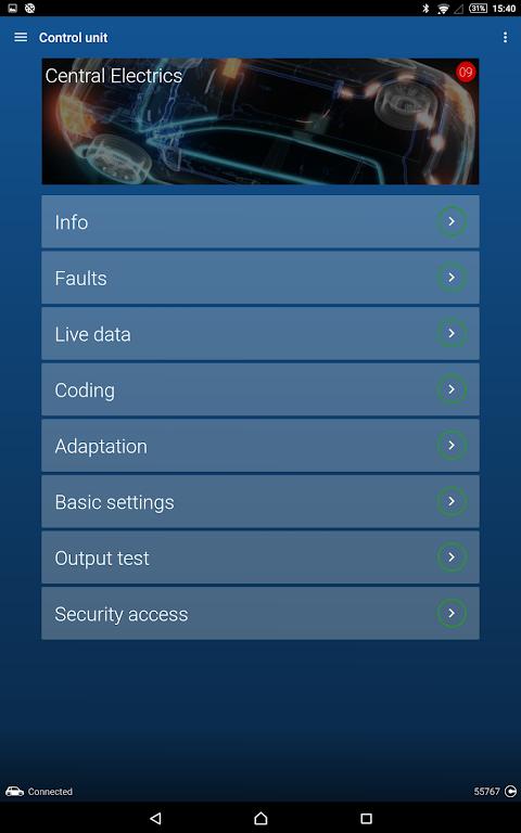 OBDeleven PRO car diagnostics app VAG OBD2 Scanner screenshot 11