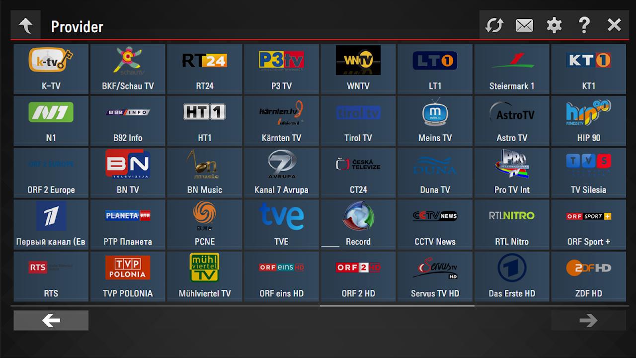 ss iptv condor smart tv