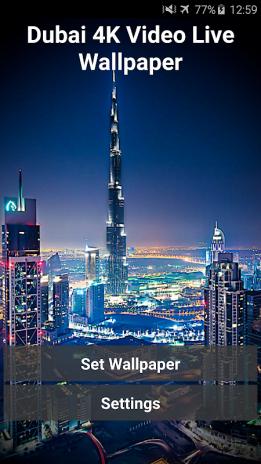 Dubai 4k Video Live Wallpaper 20 Descargar Apk Para Android