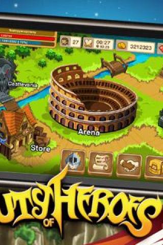 Duty of Heroes screenshot 2
