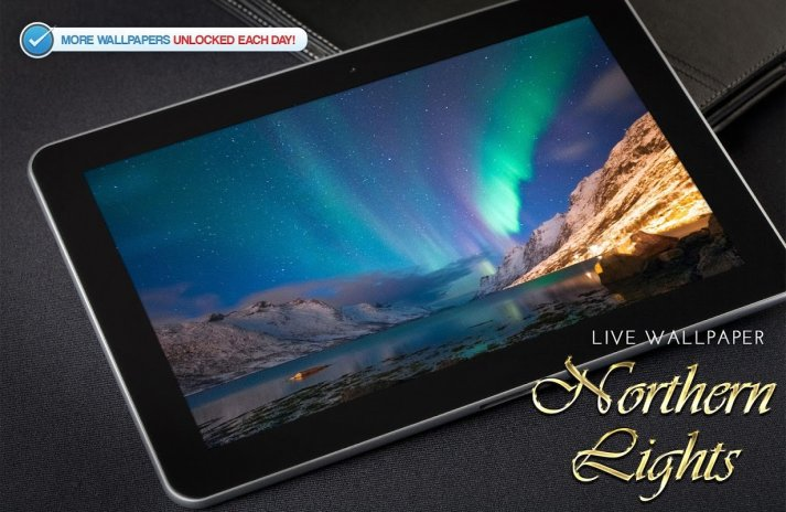 Northern Lights Live Wallpaper 16 Download Apk For Android