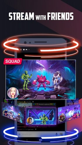 Omlet Arcade - Screen Recorder, Live Stream Games screenshot 12