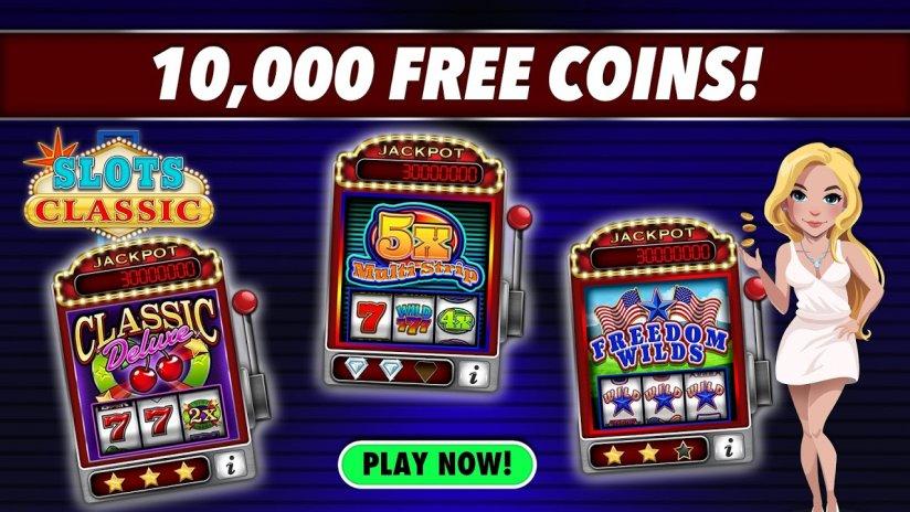 Игровые автоматы играть без регистрации бесплатно