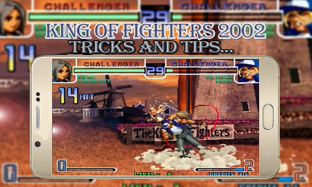 Guide King of Fighters 2002 screenshot 1